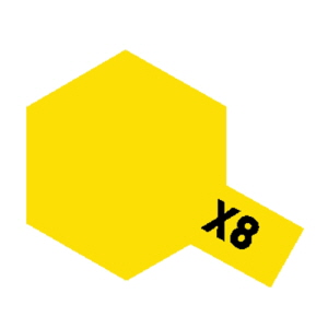 [80008] X-8 LEMON YELLOW (에나멜)
