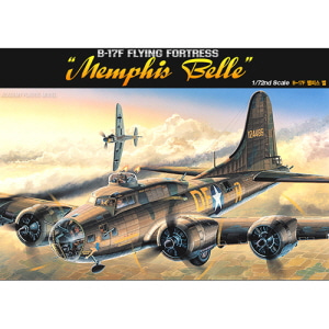 [ACA12495] 1/72 B-17F FLYING FORTRESS MEMPHIS BELLE 플라잉 포트레스 멤피스벨