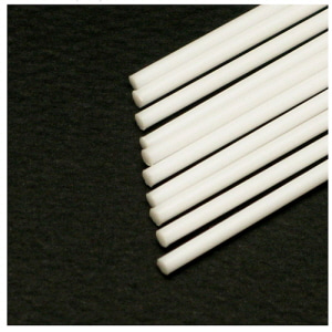 [TA70132] 2mm Plastic Round Bar (10pcs)